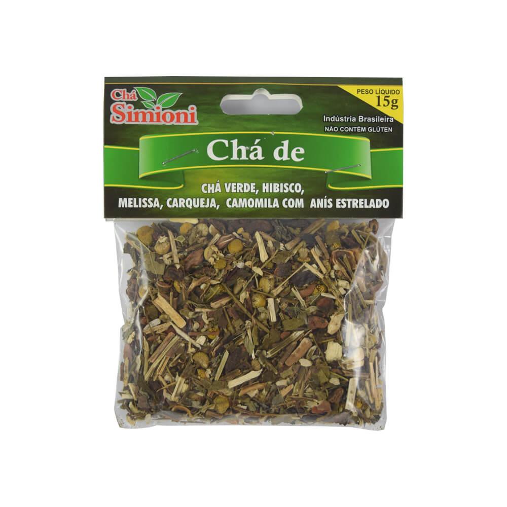 Chá Verde Composto