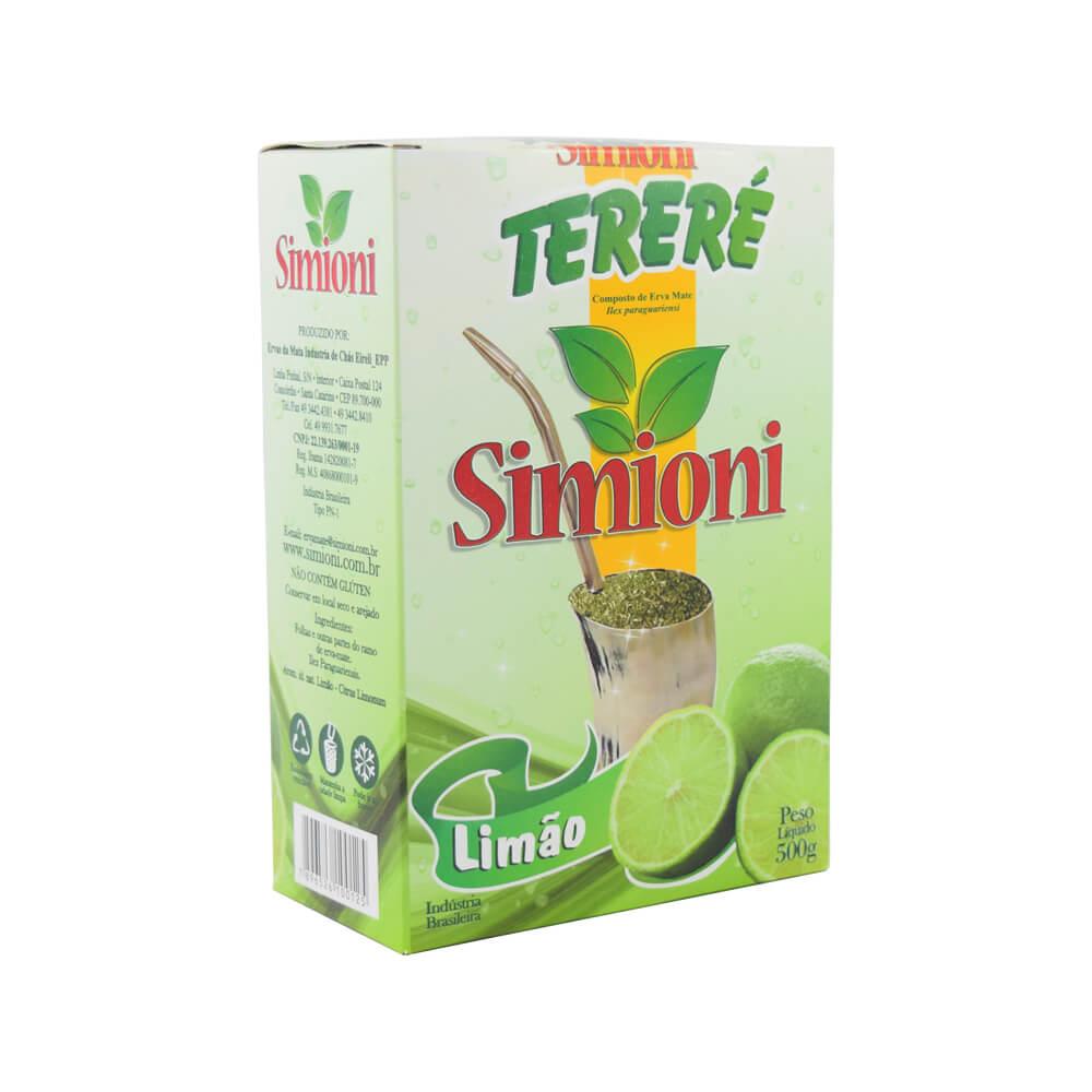 Erva-Mate Tereré Limão